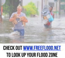Look up your flood zone